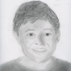 Opens larger image of 'unknown boy' by Sydney Strait